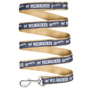Milwaukee Brewers MLB Pet Leash