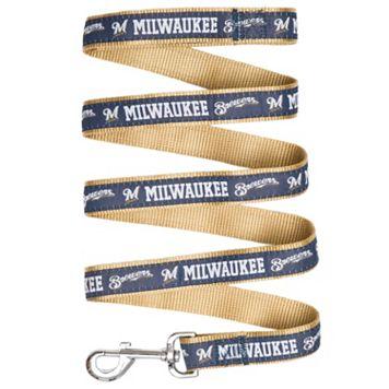 Milwaukee Brewers MLB Pet Leash