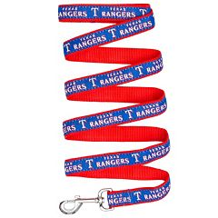Texas Rangers MLB Pet Leash