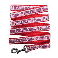 Pets First Philadelphia Phillies Nylon Pet Leash