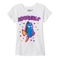 Disney / Pixar Finding Dory Girls 4-6x
