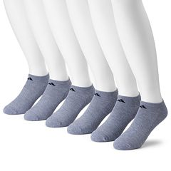 Men's adidas 6-pack climalite Cushioned Performance No-Show Socks