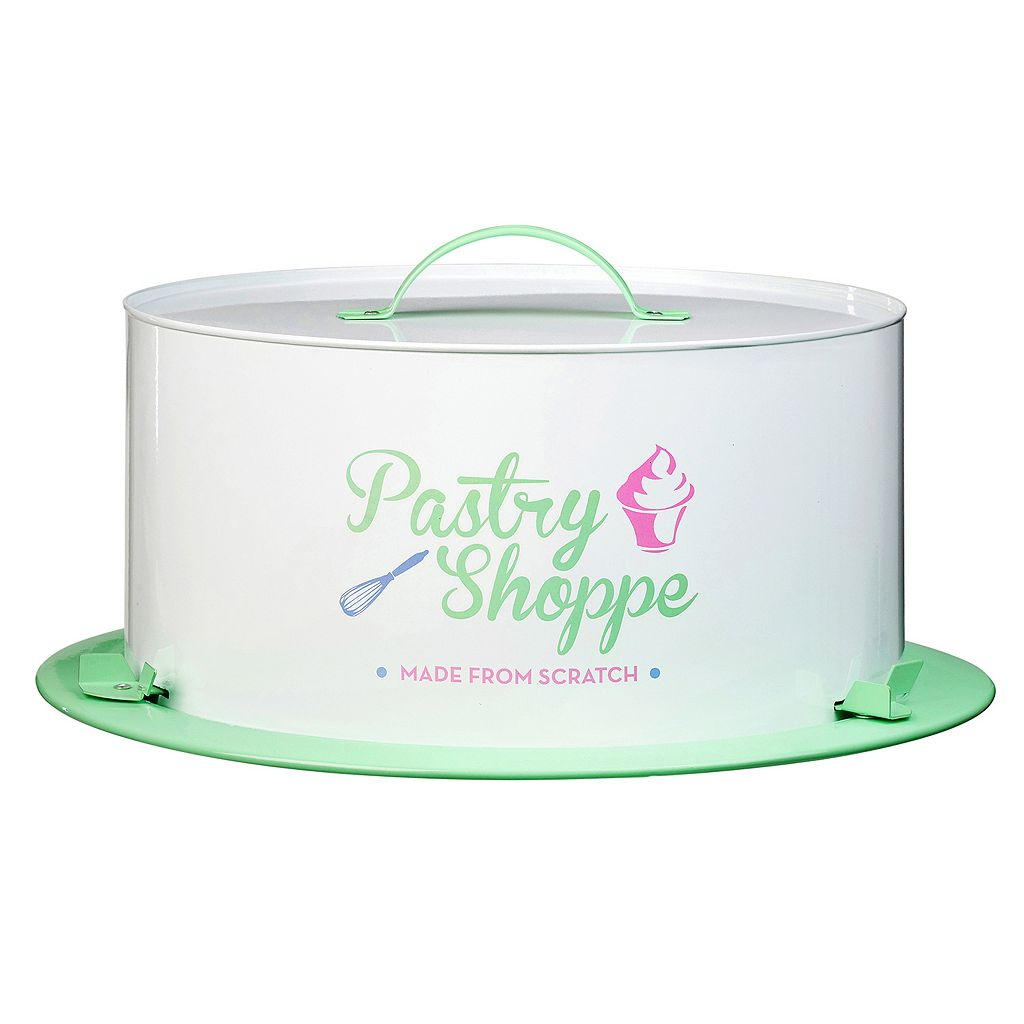 Global Amici Pastry Shoppe Metal Cake Saver