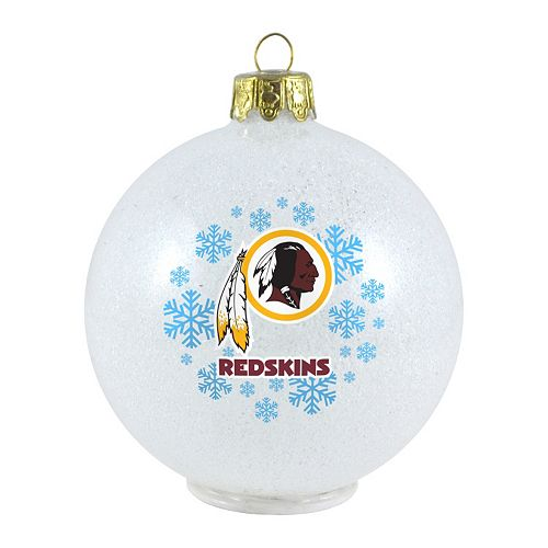 Washington Redskins LED Ball Christmas Ornament