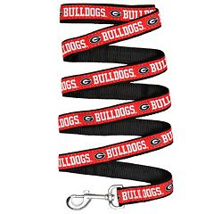 Georgia Bulldogs NCAA Pet Leash