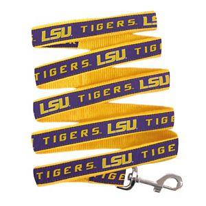 Pets First LSU Tigers Nylon Pet Leash