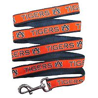 Pets First Auburn Tigers Nylon Pet Leash