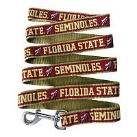 Pets First Florida State Seminoles Nylon Pet Leash