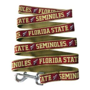 Pets First Florida State Seminoles Nylon Pet Leash