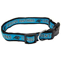 Carolina Panthers NFL Pet Collar