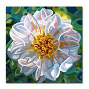 Trademark Fine Art Mandy Budan 'Solitaire' Canvas Wall Art
