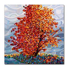 Trademark Fine Art Mandy Budan 'Stormlight' Canvas Wall Art