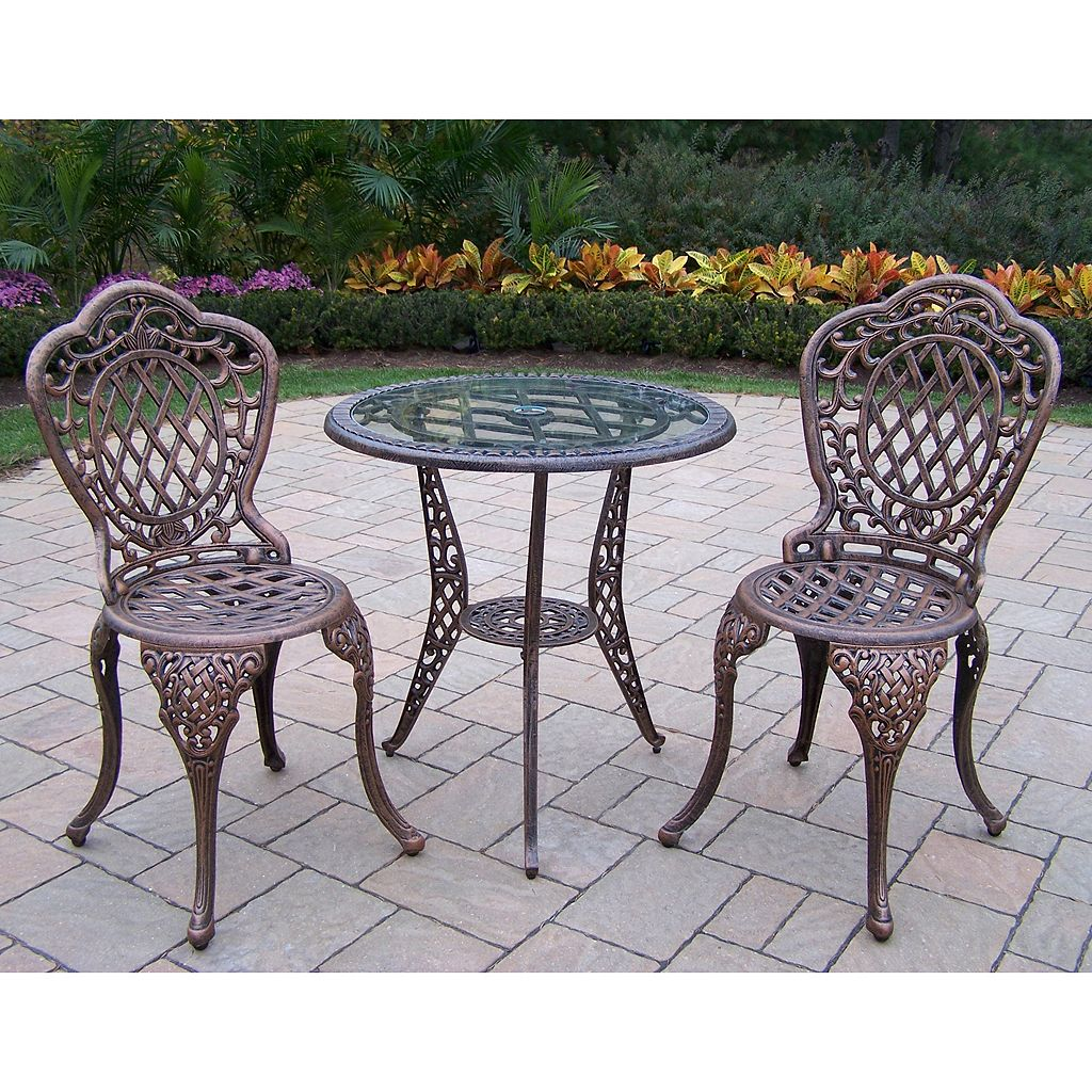 Mississippi Outdoor Bistro 3-piece Set