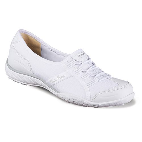 Skechers Relaxed Fit Breathe Easy Allure Women s Slip On Shoes 6a912b6158