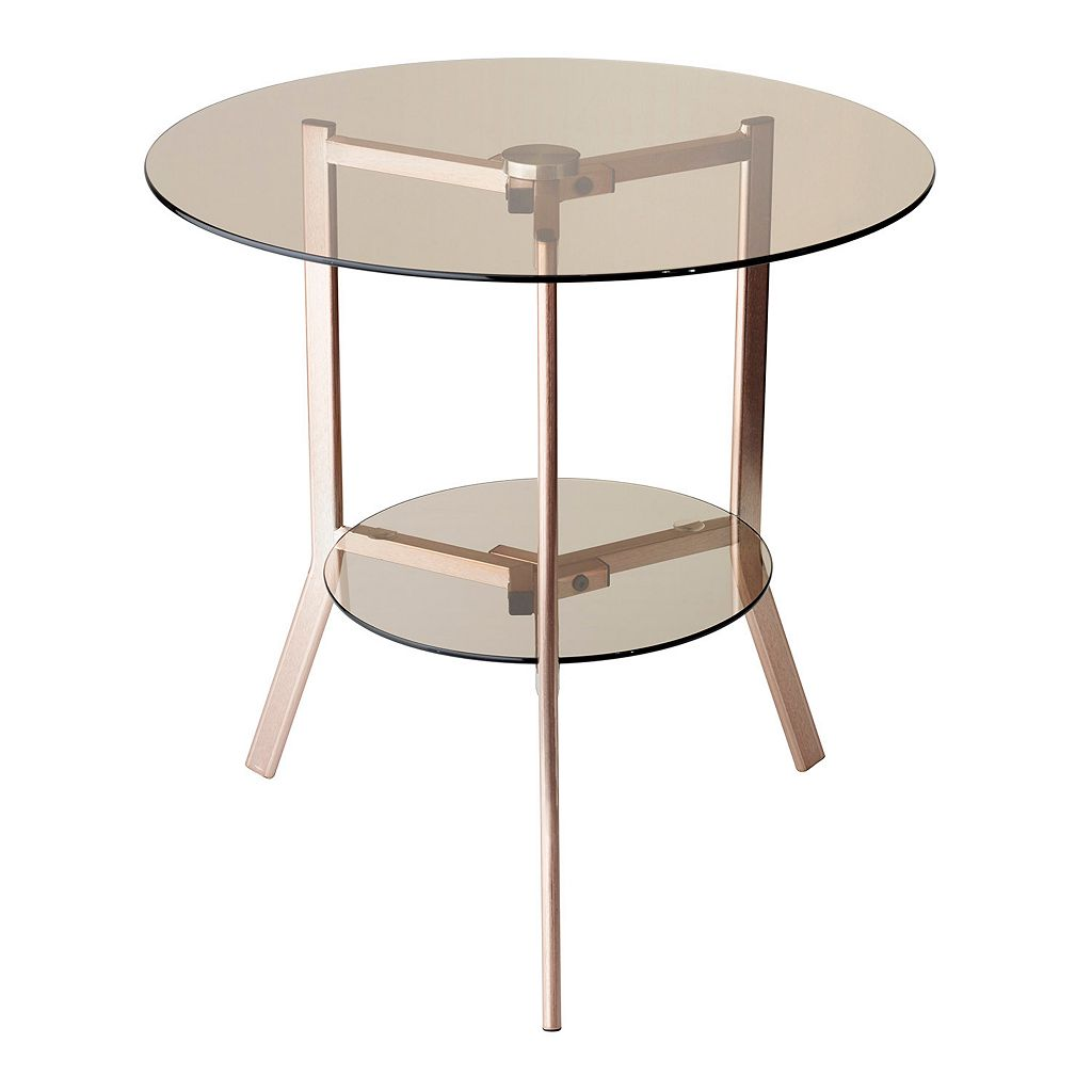 Adesso Gibson End Table