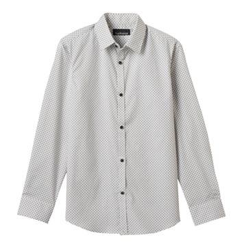 Boys 8-20 Van Heusen Diamond Dot Button-Down Shirt