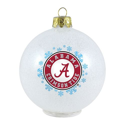 alabama crimson tide led ball christmas ornament