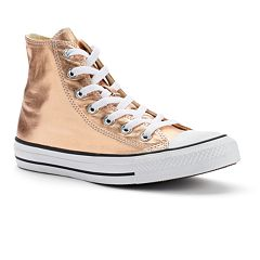 Adult Converse Chuck Taylor All Star Metallic High-Top Sneakers by