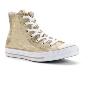 Women's Converse Chuck Taylor All Star Stingray Metallic High-Top Sneakers