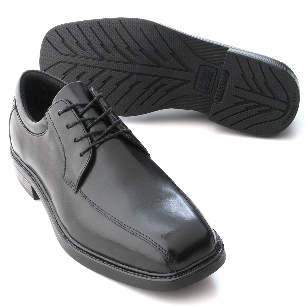 Nunn Bush Alex Comfort Gel Men's Dress Shoes