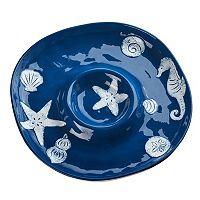 Global Amici Shoreline Chip N Dip Platter