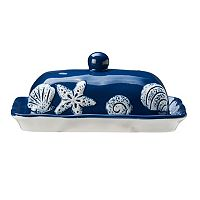 Global Amici Shoreline Covered Butter Dish