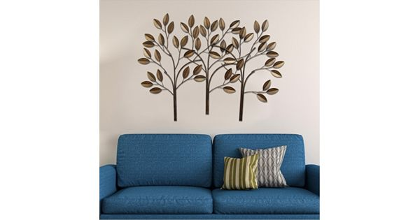 Kohls batman wall decor : Stratton home decor tree panel metal wall