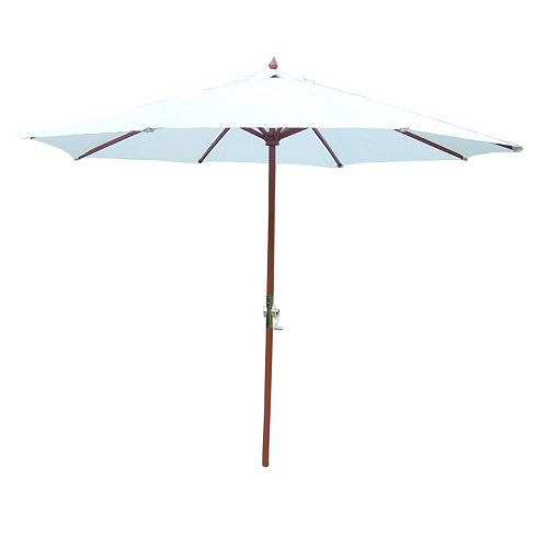 9-ft. Outdoor Crank Umbrella