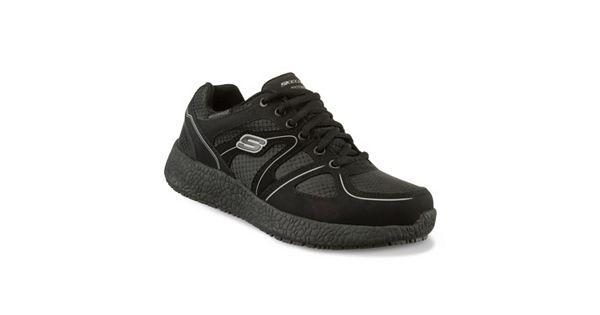 Skechers Work Relaxed Fit Burst Sr Gwinner Women S Waterproof Shoes