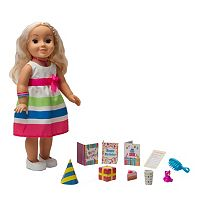 My Friend Cayla Blonde Talking Party Time Doll