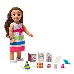 My Friend Cayla Brunette Talking Party Time Doll by