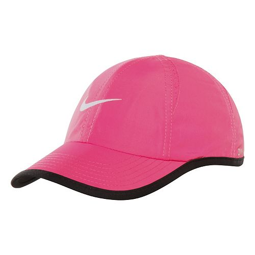 los angeles aa34a cd454 Toddler Girl Nike Dri-FIT Feather Light Cap