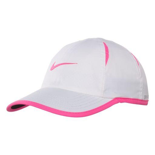 Toddler Girl Nike Dri-FIT Feather Light Cap