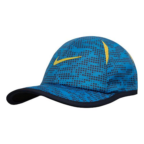 9953d941158 Toddler Boy Nike Dri-FIT Printed Feather Light Cap