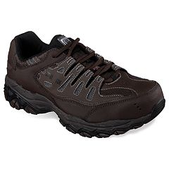 Skechers Work Relaxed Fit Cankton Men's Steel-Toe Shoes
