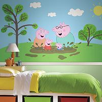 RoomMates Peppa Pig XL Wall Mural