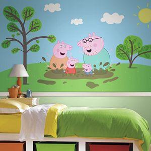 RoomMates Peppa Pig XL Wall Mural