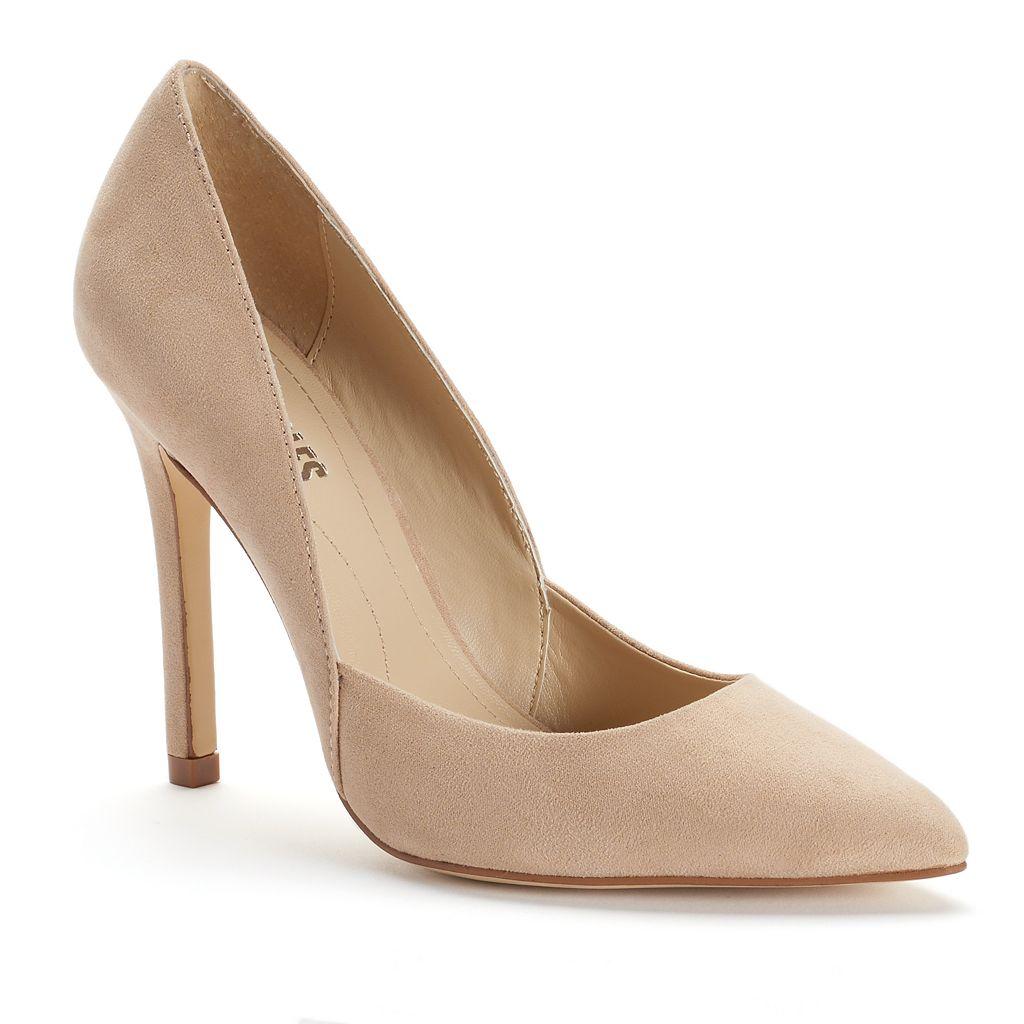 Style Charles by Charles David Pierce Women's Microfiber High Heels