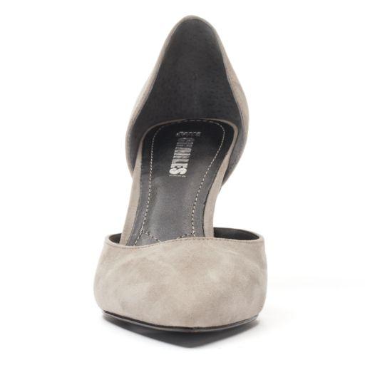 Style Charles by Charles David Lisa Women's D'Orsay High Heels