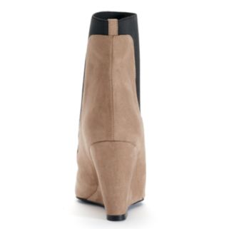 Style Charles by Charles David Elsa Women's Wedge Ankle Boots