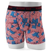 Men's Blizzard Skinz Performance Boxer Briefs