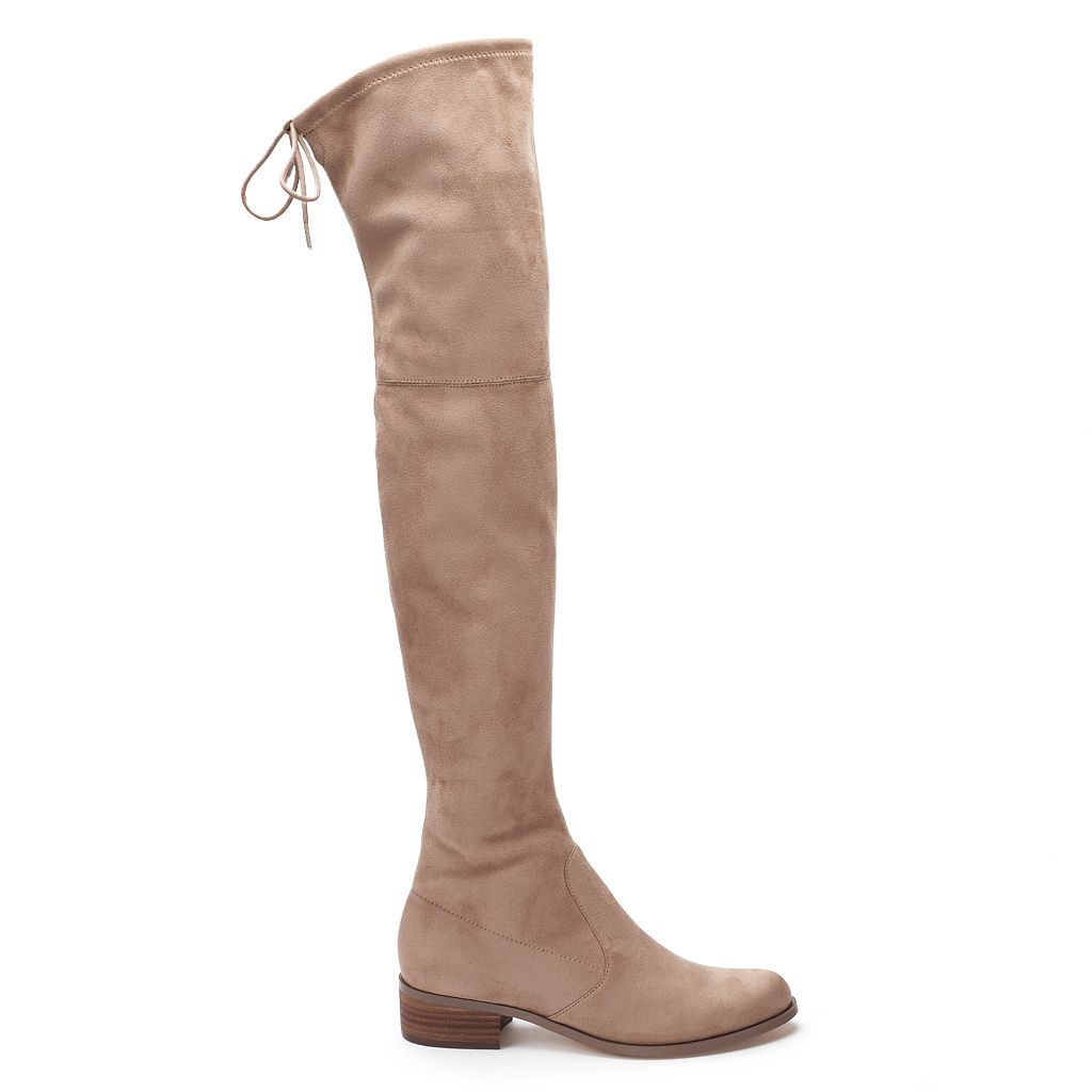 Style Charles by Charles David Groove Women's Over-the-Knee Boots
