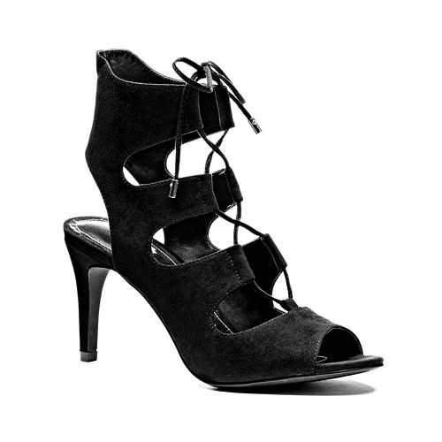 Style Charles by Charles David Zita Women's Lace-Up High Heels