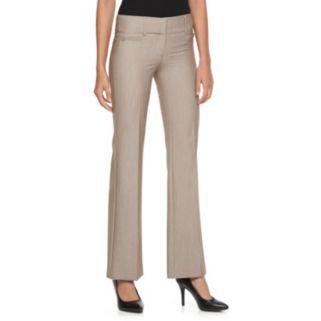 Juniors' Joe B LA Flare Dress Pants