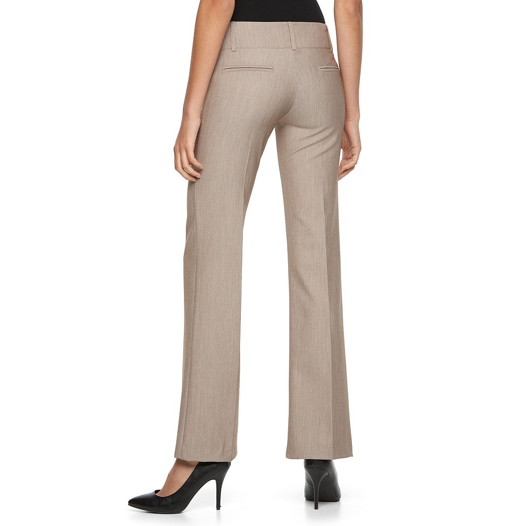 Juniors' Joe B LA Flare Dress Pants