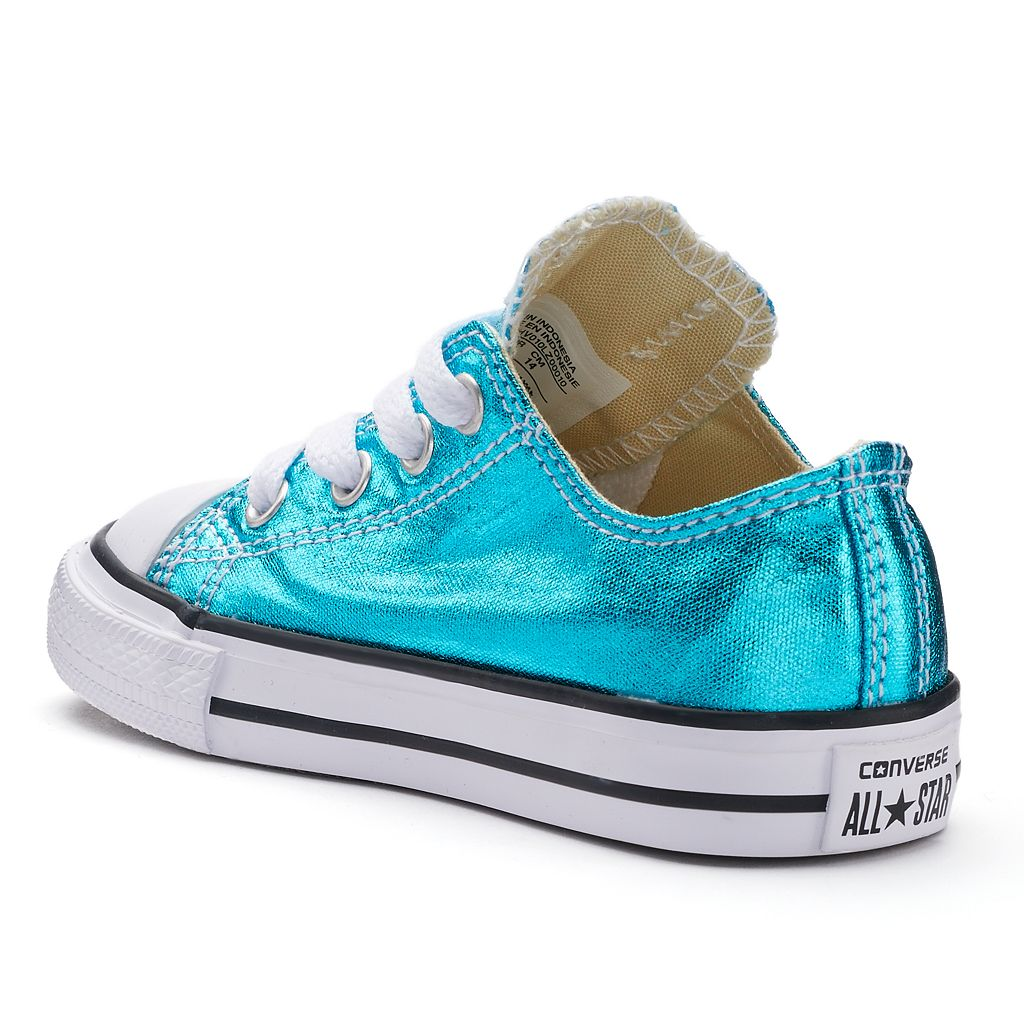 Toddler Converse Chuck Taylor All Star Metallic Shoes