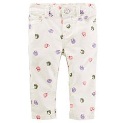 Baby Girl OshKosh B'gosh® Hedgehog Corduroy Pants