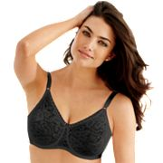 Bali Lace 'n Smooth Comfort-U Back Full-Figure Bra - 3432