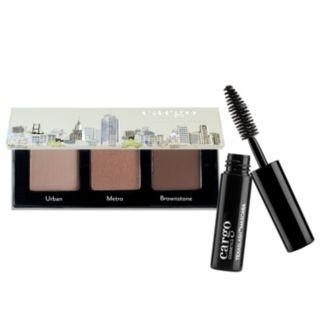 CARGO Essentials On The Go Eyeshadow Palette & Mascara