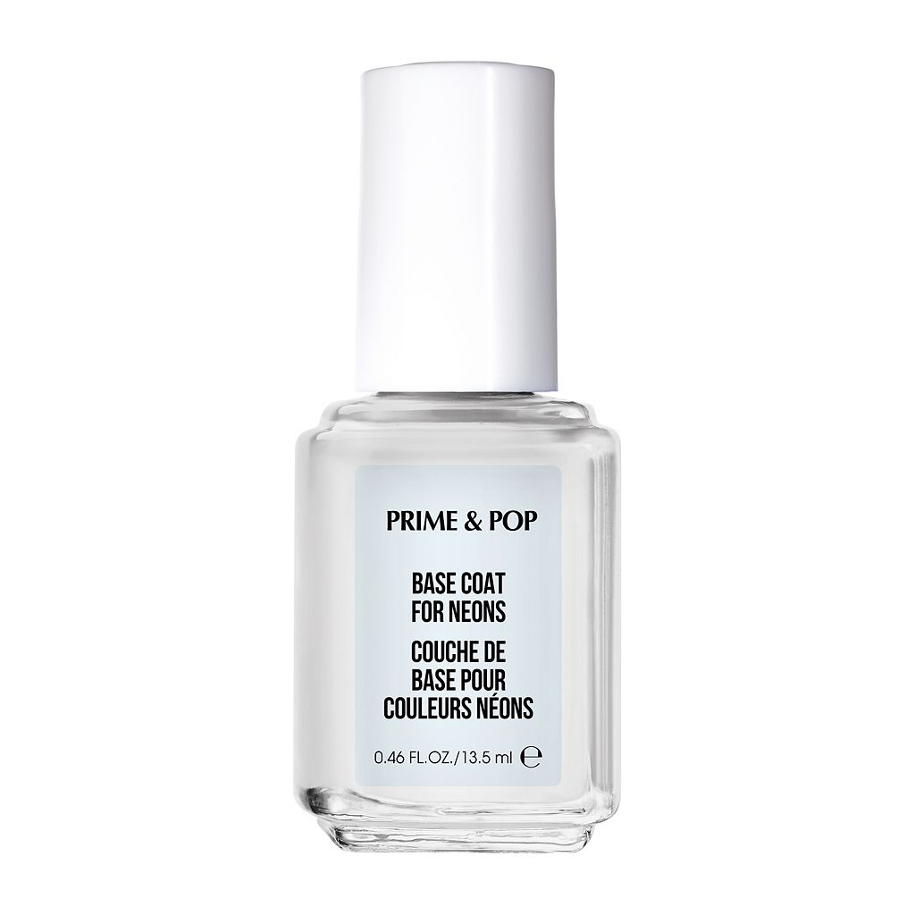 essie Prime & Pop Base Coat For Neons Nail Polish